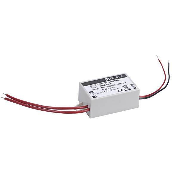 H-Tronic Schaltnetzteil-Modul SP-12-401A 12 V, 400 mA, für Leiterplatte, bedrahtet