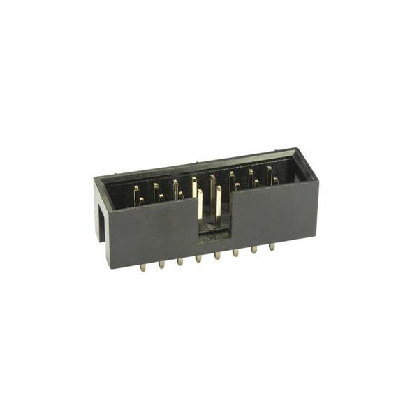 econ connect Wannensteckerleiste WS26G, 26-polig, gerade, RM 2,54 mm, ohne Verriegelung