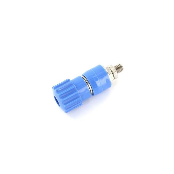 econ connect Polklemme AK7BL, 25 A, 4 mm, blau