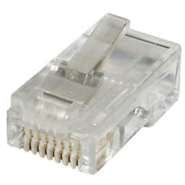 econ connect Modular-Stecker MPL88, 8P8C für Flachkabel