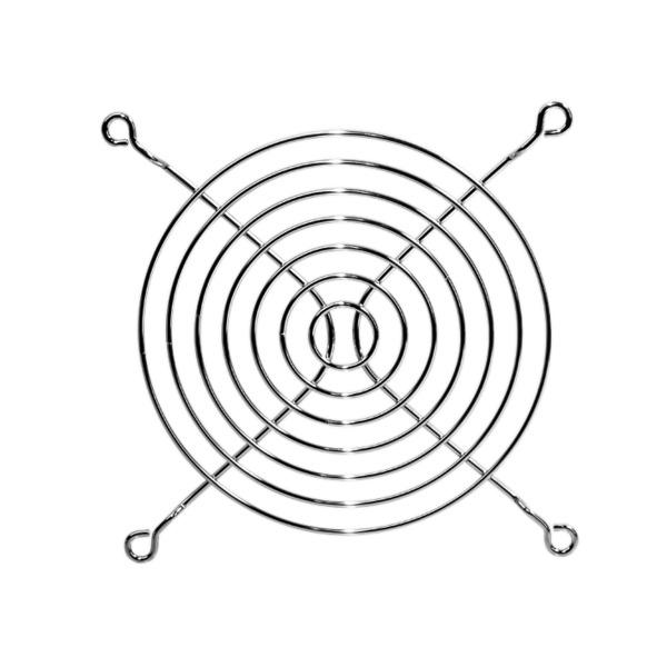 SUNON Fingerschutzgitter LGM172 für Axial-Lüfter 172 x 151 mm