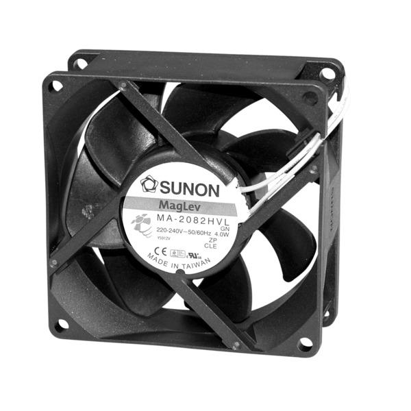 SUNON 230-V-Axial-Lüfter MA2082HVL.GN 80 x 80 x 25 mm