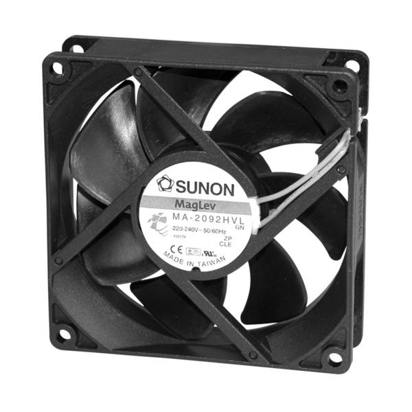 SUNON 230-V-Axial-Lüfter MA2092HVL.GN 92 x 92 x 25 mm