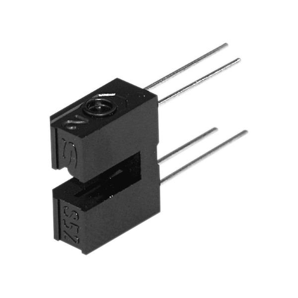 Sharp Gabel-Lichtschranke GP1S51VJ000F, 3,0 mm