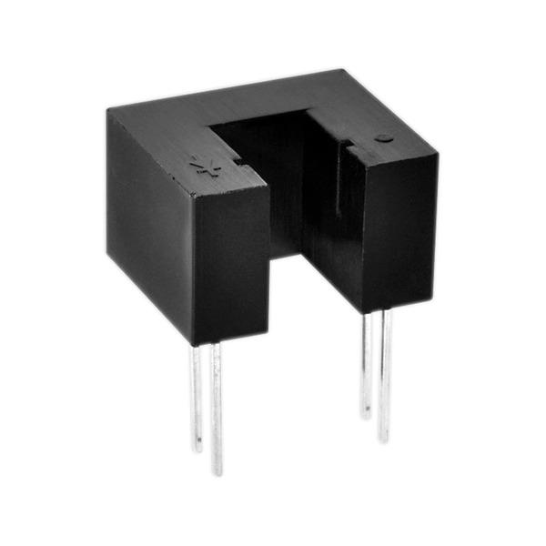 Everlight Gabel-Lichtschranke ELITR9809, 5,0 mm