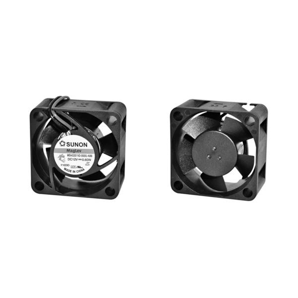 SUNON 12-V-Axial-Lüfter MF40201VX-A99 40 x 40 x 20 mm