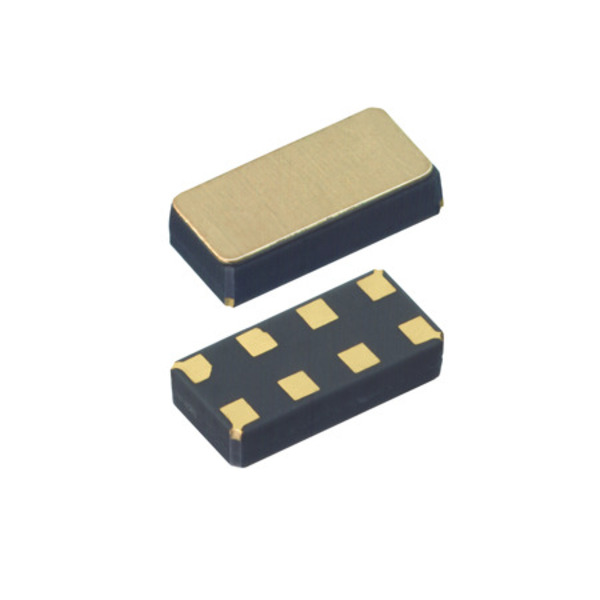 Micro Crystal Real Time Clock RV-4162-C7-TA-20ppm, I2C Bus, 1,5 x 3,2 mm, SMD
