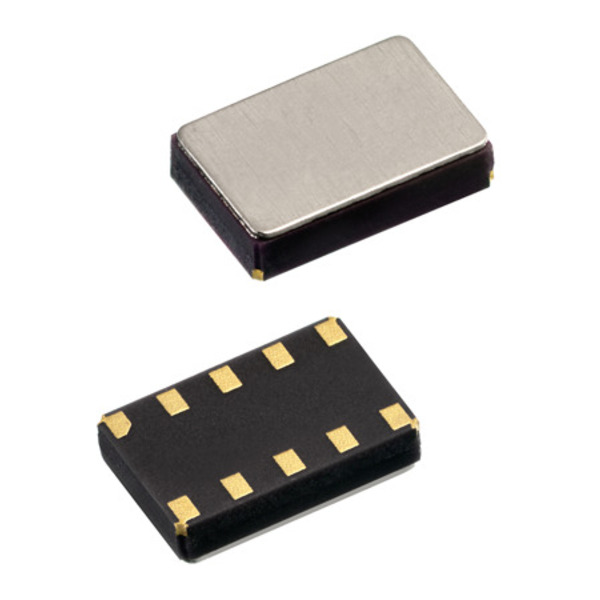 Micro Crystal Real Time Clock RV-8523-C3-TA-20ppm, I2C Bus, 2,5 x 3,7 mm, SMD