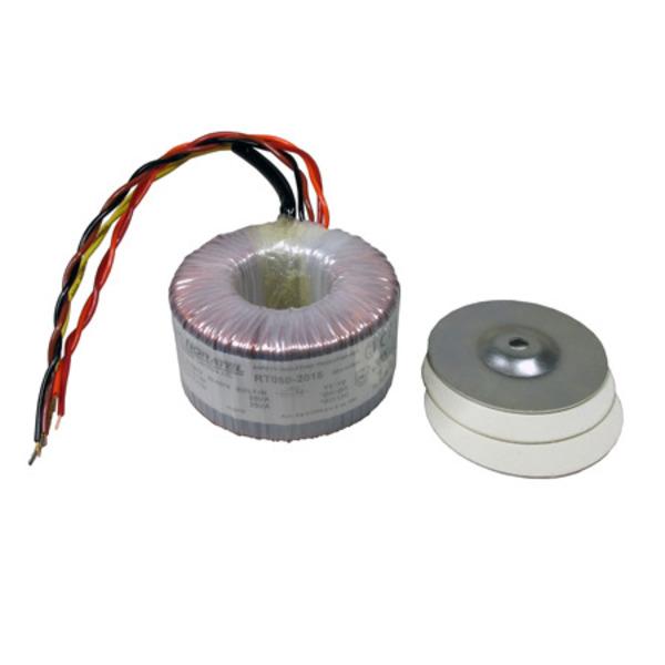 Noratel Ringkerntransformator RT050-2015, 50 VA, 2x 15 V, 2x 1,67 A