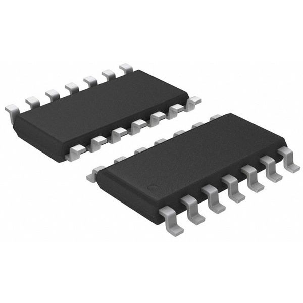 Texas Instruments Low Power Schottky IC SN74LS06DR