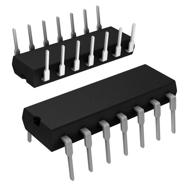 Texas Instruments High Speed CMOS SN74HCT04N
