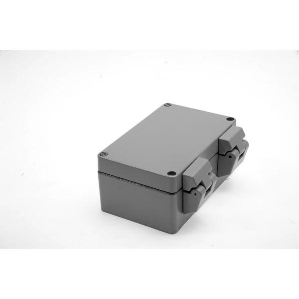 Raychem RPG Alu-Druckguß-Metallgehäuse RJ09