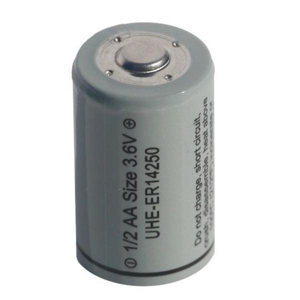 ULTRALIFE Lithium-Batterie UHE-ER 14250, 1/2 Mignon AA, 3,6 V, 1200 mAh