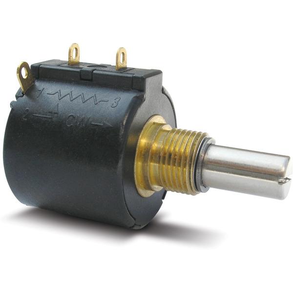 Bourns Präzisions-Draht-Potentiometer 3549S-1AA-101A, liegend, 100 Ω, Gewindeanschluss