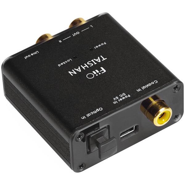FiiO D03k Taishan Digital-Analog-Wandler, bis zu 192kHz/24Bit