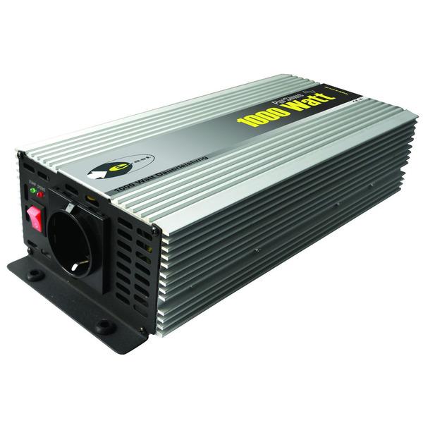 heicko Sinus - Wechselrichter HighPowerSinus HPLS1000-12 12V, 1000 VA