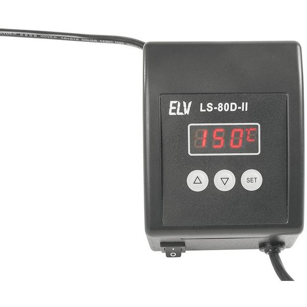 ELV LS-80D-II Digitale Lötstation, 80 W