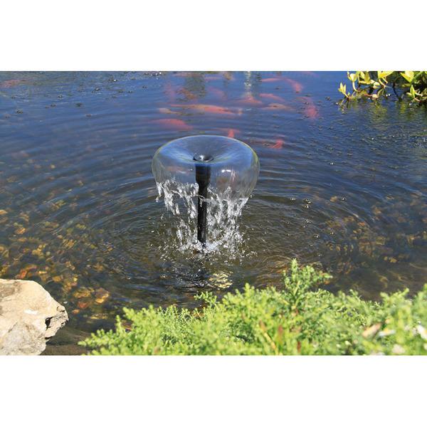 esotec Water Splash 5/470 Solar-Teichpumpensystem