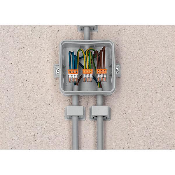 Wago Compact 2273-203 Verbindungsklemme, 3pol., 100 Stück