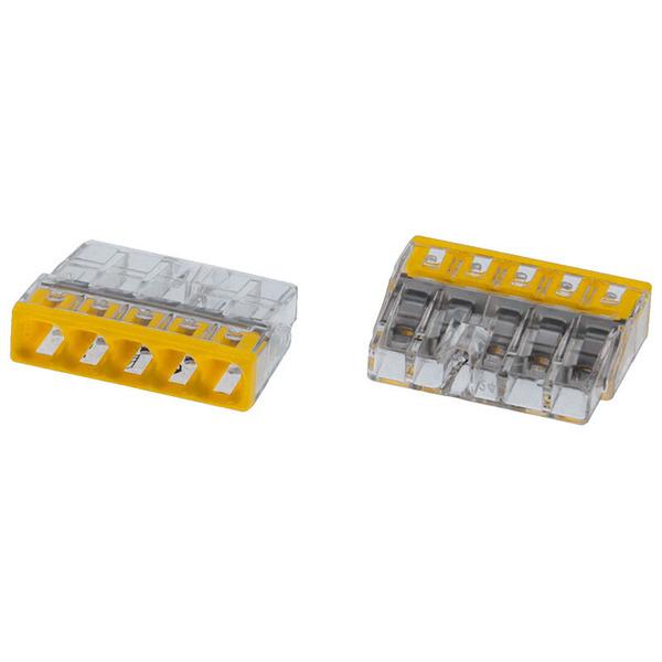 Wago Compact 2273-205 Verbindungsklemme, 5pol.