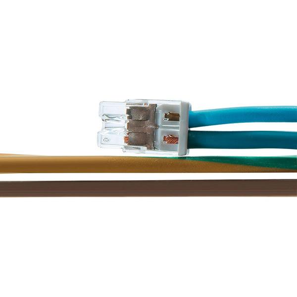 Wago Compact 2273-202 Verbindungsklemme, 2pol., 100 Stück