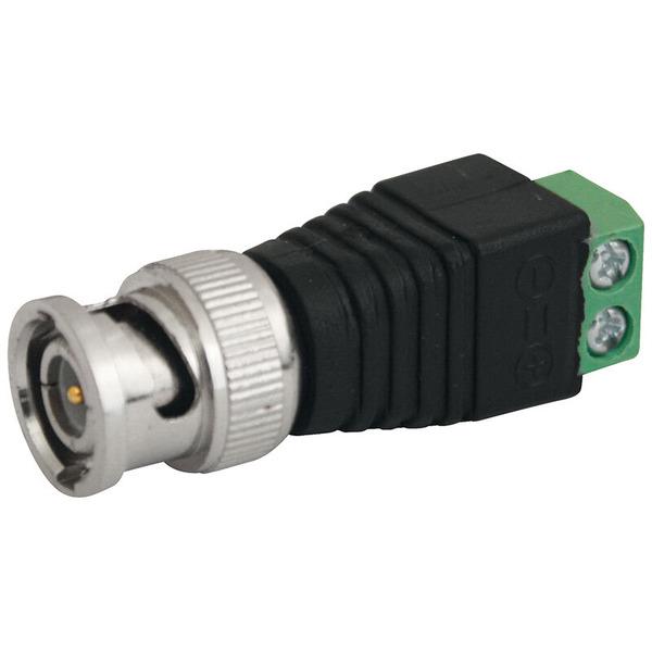 BNC Stecker mit Bajonettkupplung