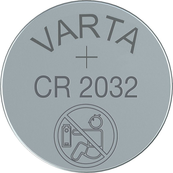 VARTA ELECTRONICS CR2032 Blister 2