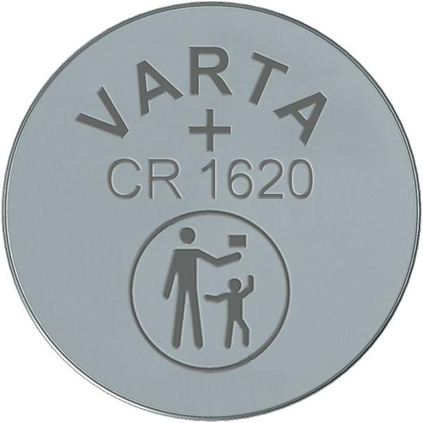 VARTA ELECTRONICS CR1620 Blister 1