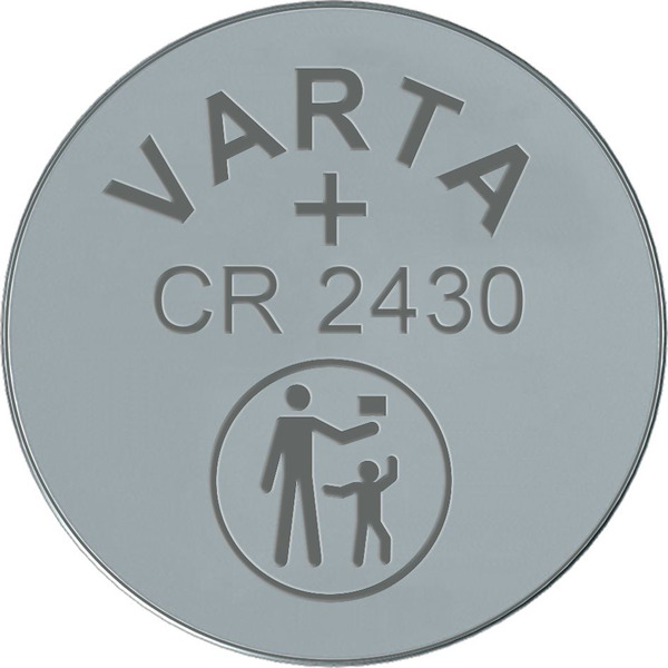 VARTA ELECTRONICS CR2430 Blister 1