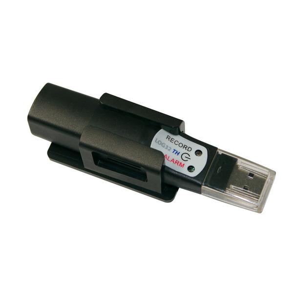 Dostmann electronic USB-Datenlogger LOG32TH für Temperatur und Feuchte