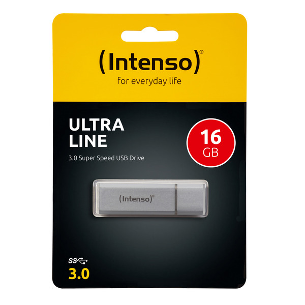 """Intenso USB-Stick """"Ultra Line"""", USB 3.0, 16 GB"""