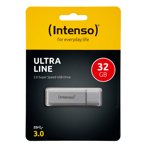 """Intenso USB-Stick """"Ultra Line"""", USB 3.0, 32 GB"""