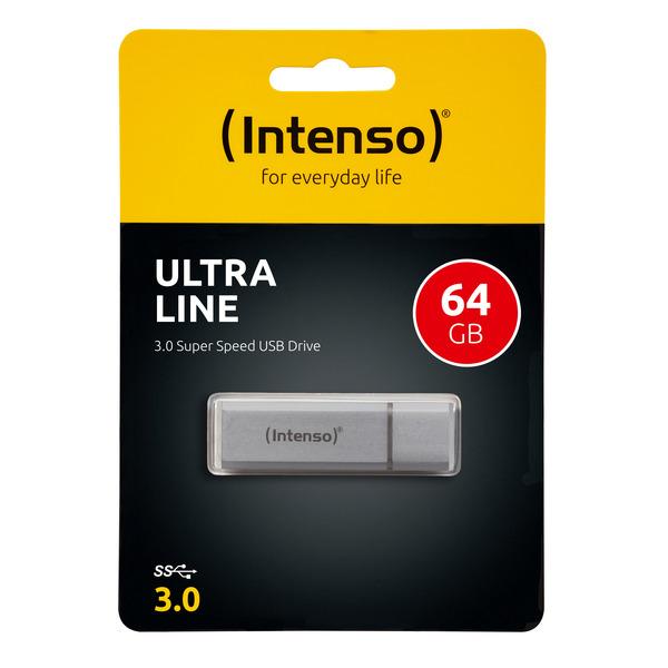 """Intenso USB-Stick """"Ultra Line"""", USB 3.0, 64 GB"""