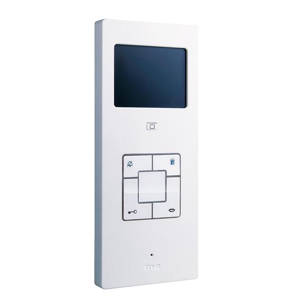 Zusatz-Innenstation für Vistus VD-63xx-Video-Türsprechanlagen