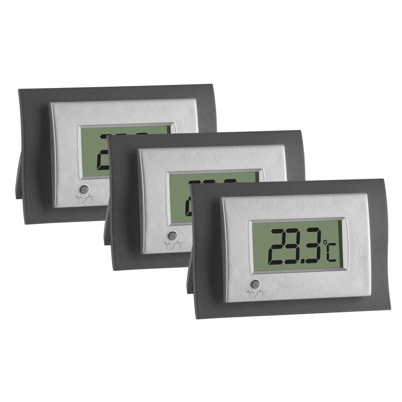 TFA Digital-Thermometer- 3er Set