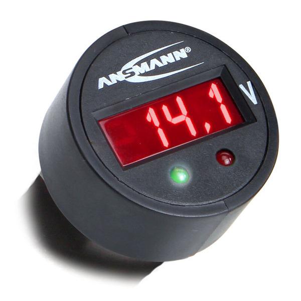 Ansmann Powercheck 12/24 V Batterieüberwachung