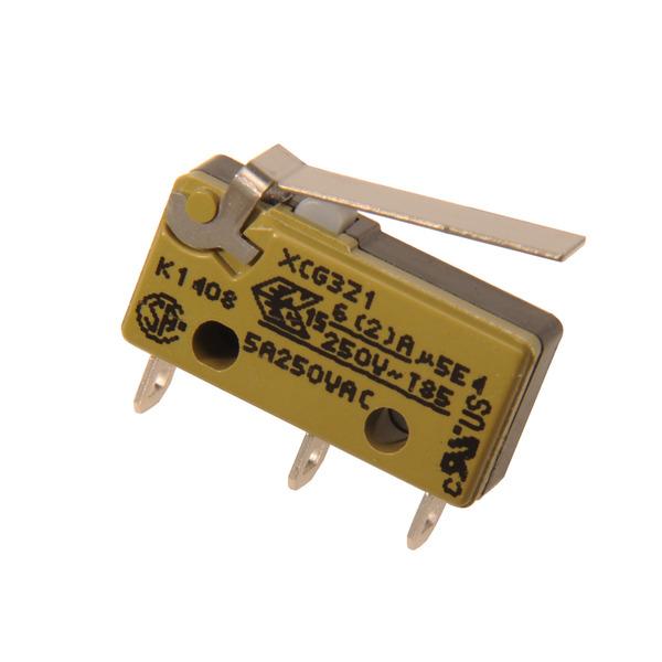 Saia Mikroschalter XCG3-J1Z1, gerader Hebel 17,5 mm