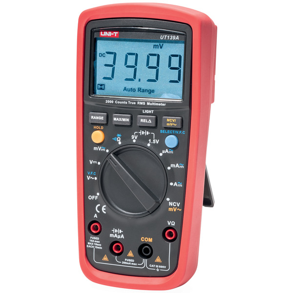 Uni-Trend Digital-Multimeter UT139A