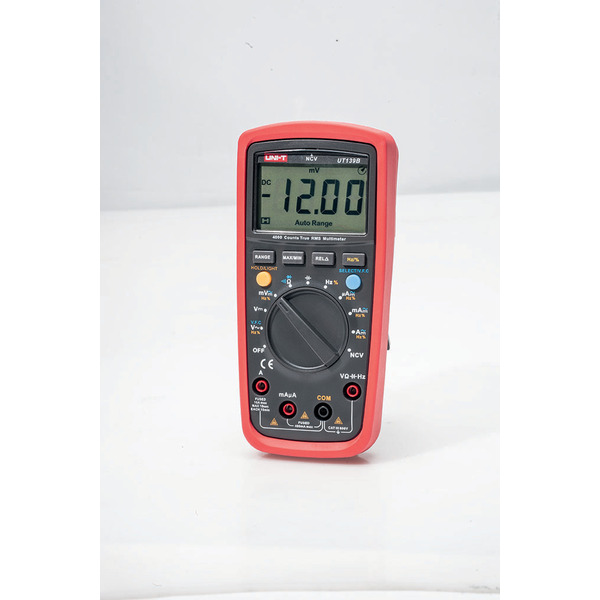Uni-Trend Digital-Multimeter UT139B, TrueRMS