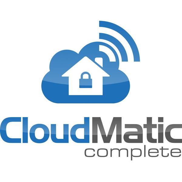 CloudMatic complete, 12 Monate Fernzugang + alternative Bedienoberfläche