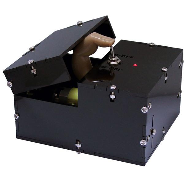 AREXX Bausatz Useless Box - Useless Machine ARX-UM1