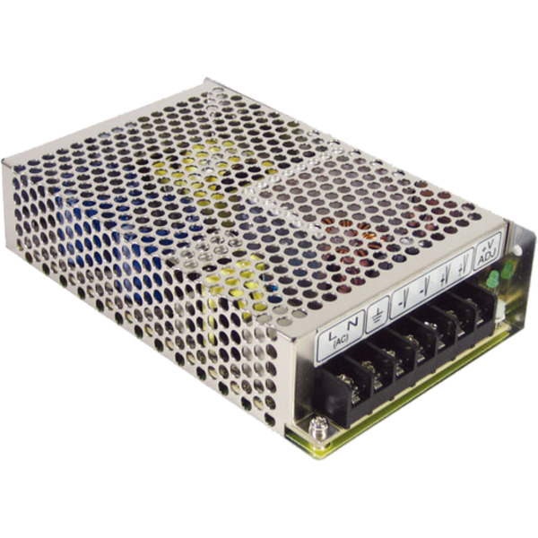Mean Well RS 100-5 Schaltnetzteil - 80W, 5 V DC / 16 A