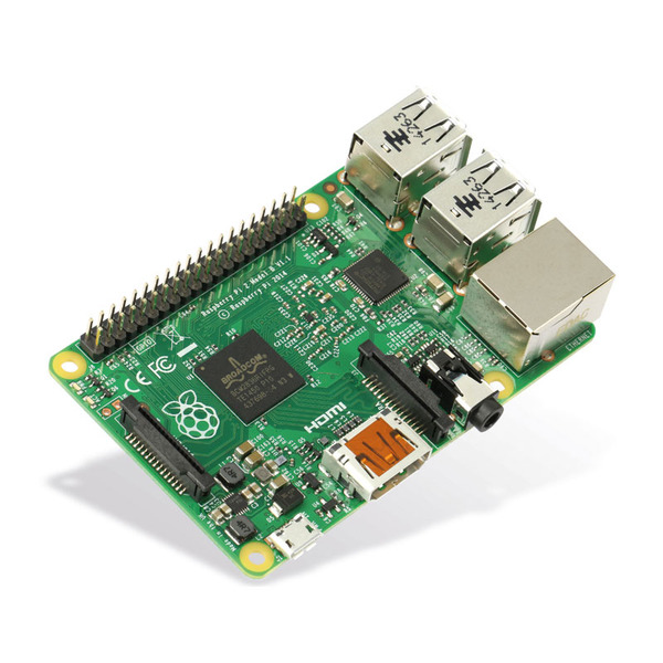 Raspberry Pi 2 B, 1 GB