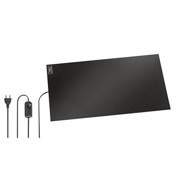 thermo 40 - 150 W Infrarot-Schreibtischheizung / Wärmeplatte