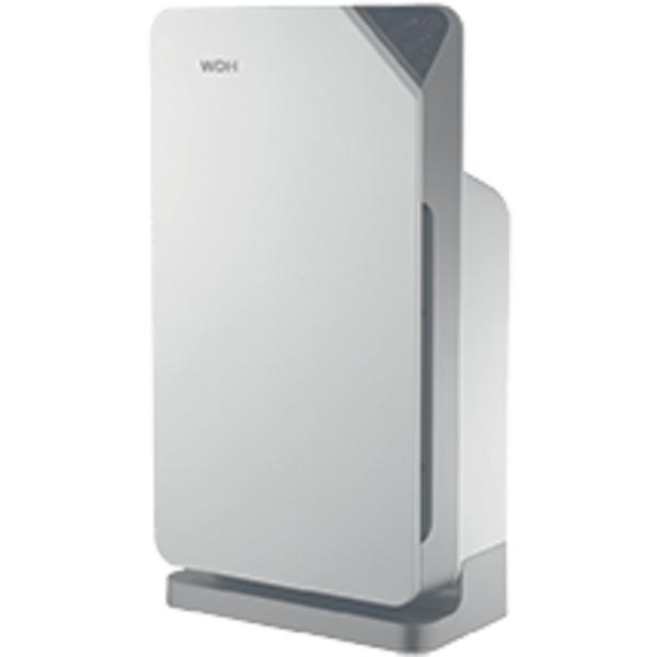 Aktobis Premium-Luftreiniger WDH-AP1101, weiß, inkl. IR-Fernbedienung