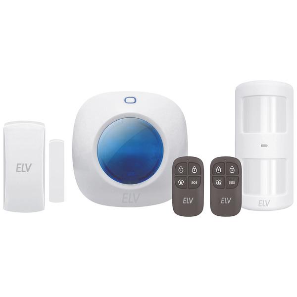 Zubehör-Set CG-105S für Funk-Alarmsystem