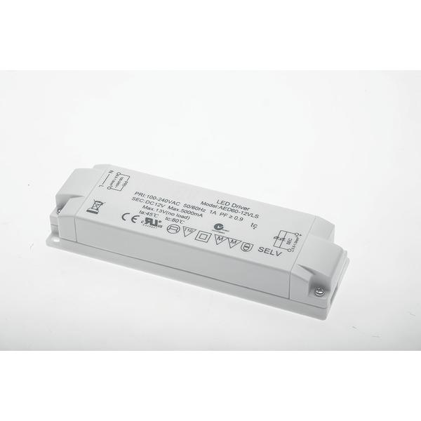 ELV 60-W-LED-Netzteil, 12 V DC