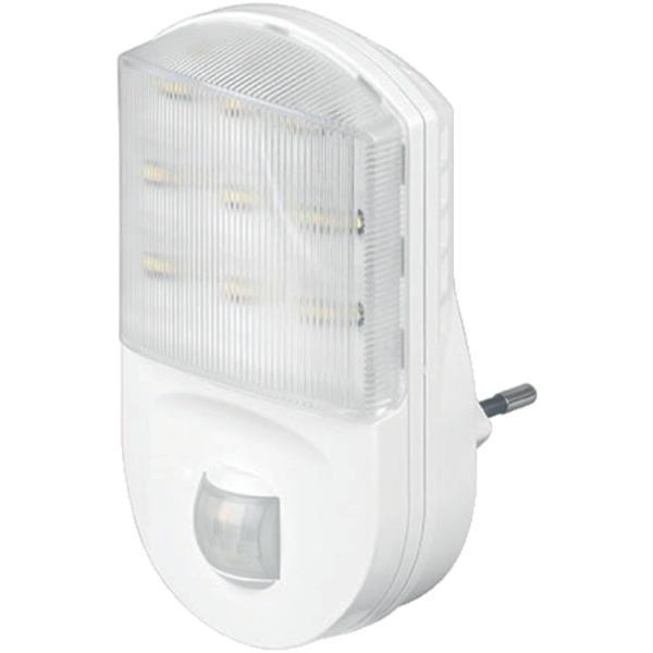 goobay 0,9-W LED-Nachtlicht mit 120°-Bewegungsmelder