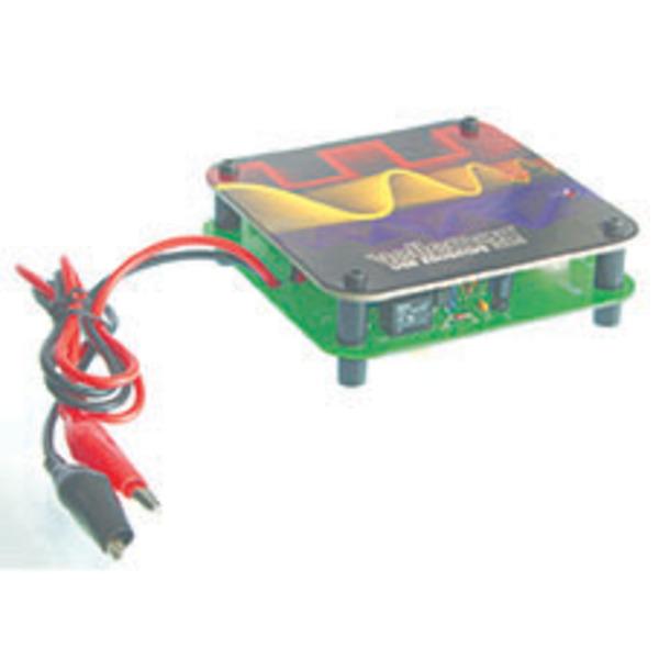 Velleman Bausatz Oszilloskop-Lernpaket für PC EDU09
