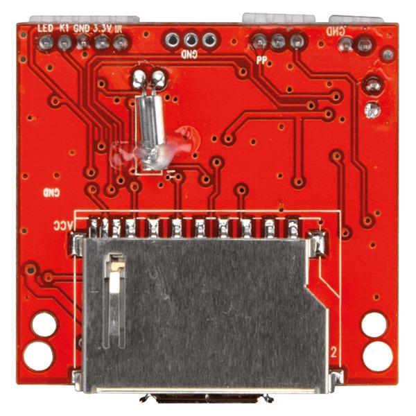 Velleman Bausatz MP3-Jukebox-Modul VM202N